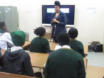 ET 13 Candice Teaching